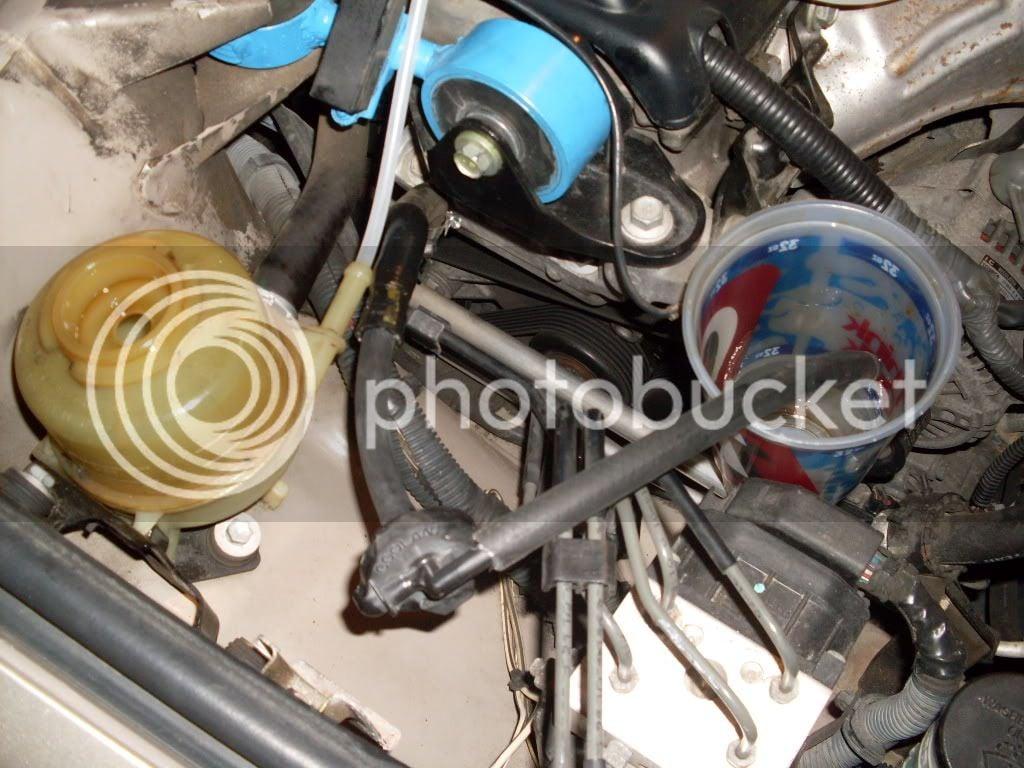 DIY: Power Steering Fluid Flush/Exchange | Toyota Nation Forum