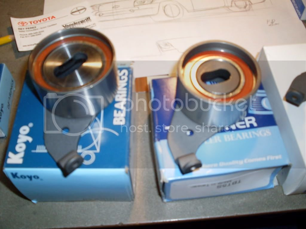 Counterfeit Bearings? Fake vs Real | Toyota Nation Forum
