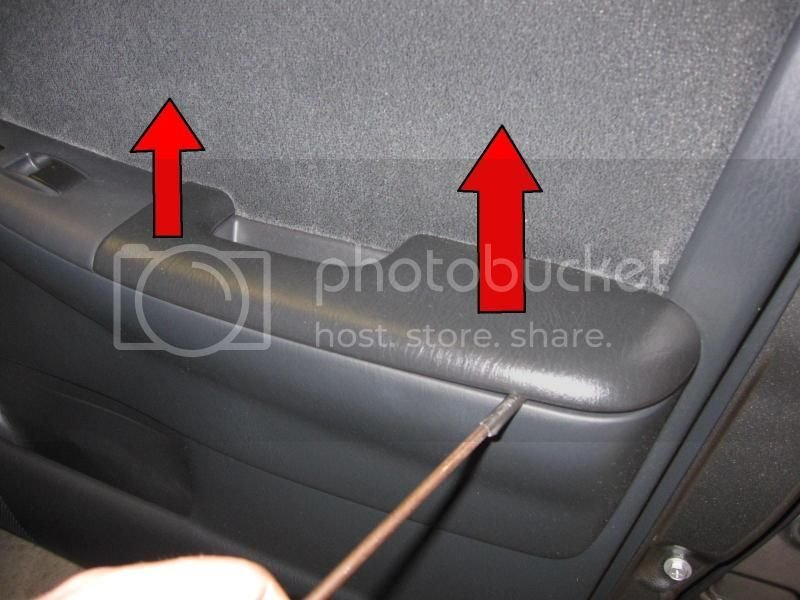 Need to replace my rubber window channels | Toyota Nation Forum