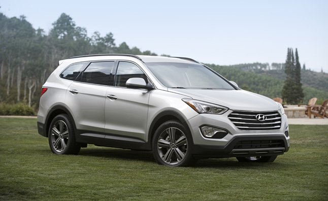 2013 Hyundai Santa Fe 3-Row First Drive | Toyota Nation Forum