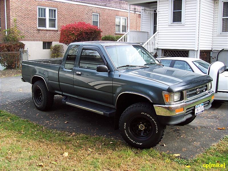 cpmike : 1992 Pickup SR5 V6 4x4 (ext cab) | Toyota Nation Forum