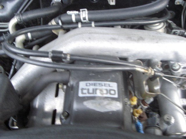 Toyota Turbo-Diesel Swap in 4Runner   Toyota Nation Forum