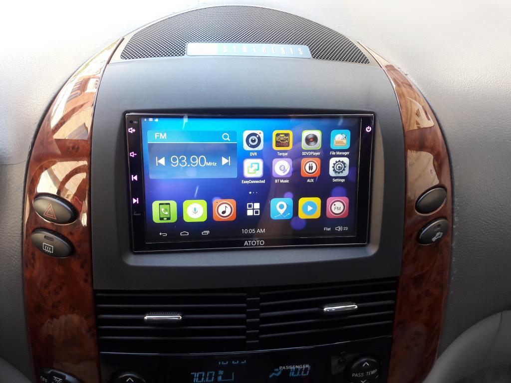 2004 XLE - Upgrade Audio/Nav System (JBL)   Toyota Nation Forum