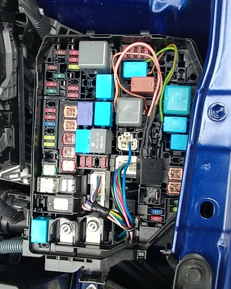 2017 Corolla SE DRL Mod Always On Help Needed **Have wiring Diagrams for  the forum** | Toyota Nation ForumToyota Nation Forum