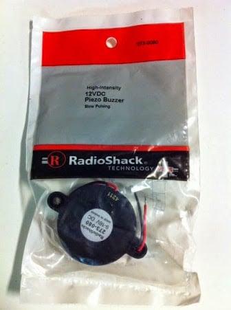 Headlight warning with Piezo buzzer installation | Toyota