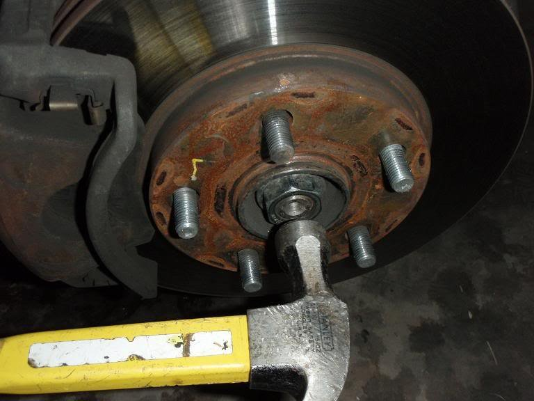 DIY - Front wheel bearing R&R | Toyota Nation Forum