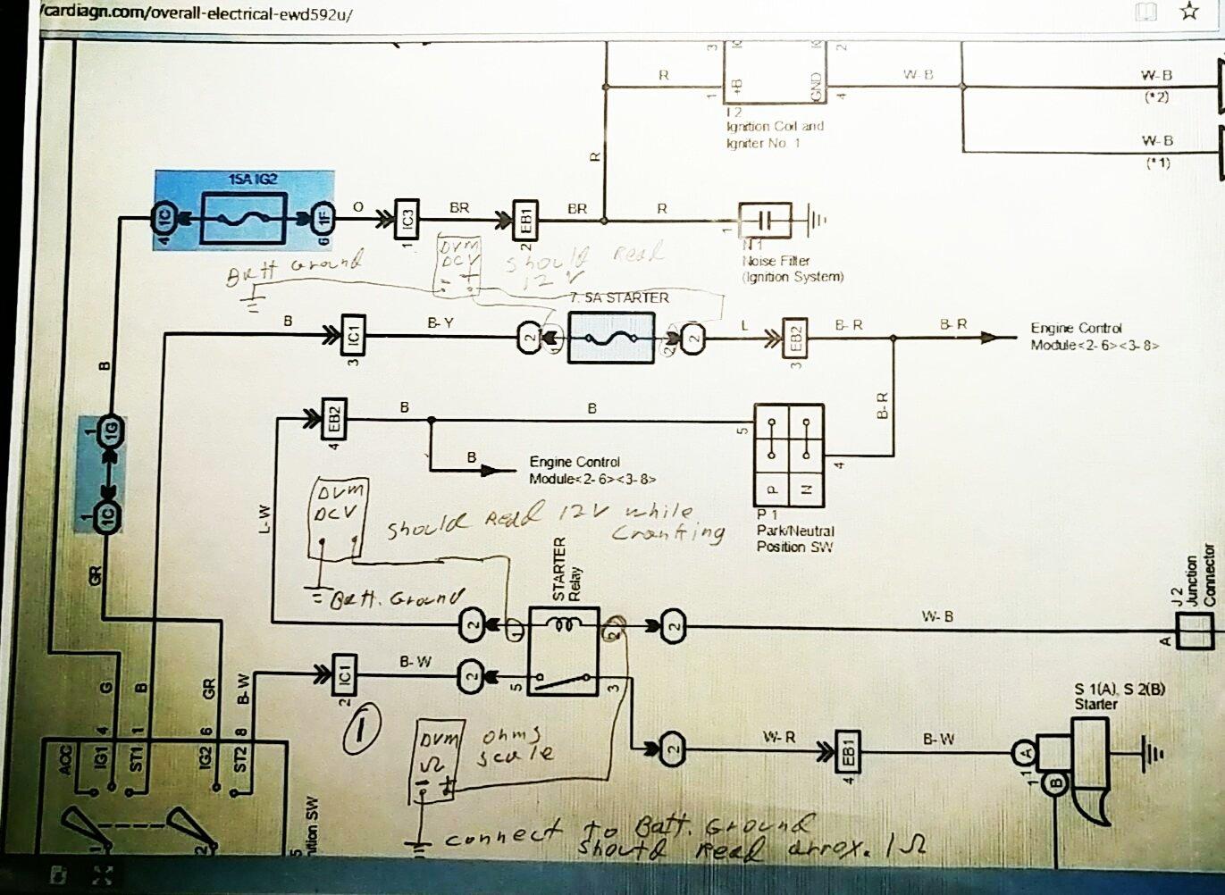 LHA 40] 40 Toyota Highlander Wiring Diagram   circuit carbon ...