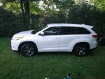 Toyota Highlander LE Plus 2017