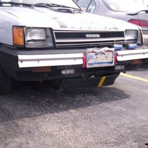 Super Modified Supercharged 1987 Tercel