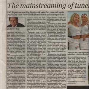 Toronto Star DKN Article