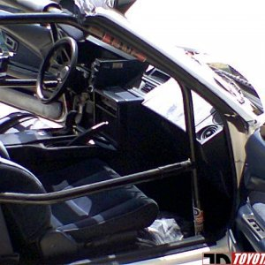 Street/Racecar with roll cage