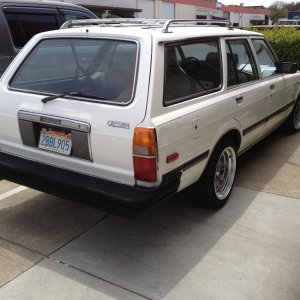 1983 Toyota Cressida Wagon Daly City