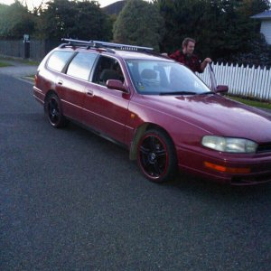 1994 Scepter/Camry Wagon